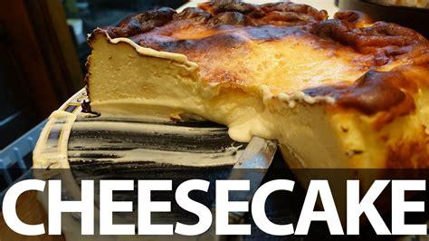Cheesecake at Bar La Vina San Sebastian   Tarta de Queso ...