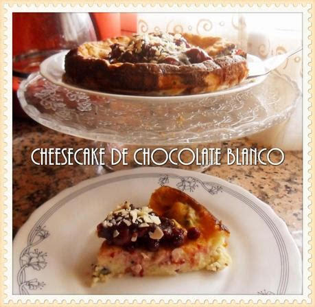 Cheesecake de chocolate blanco con oreo y decorado con ...