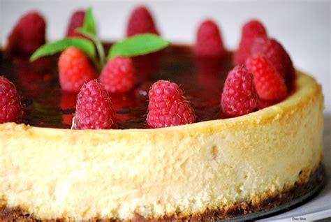 Cheesecake de chocolate blanco — Chez Silvia