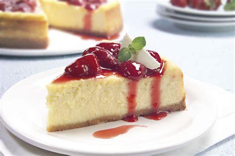 Cheesecake de chocolate blanco y frutillas Para leer su ...