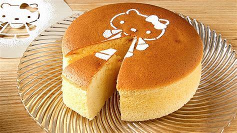 Cheesecake japonés o tarta de queso que tiembla   Receta ...