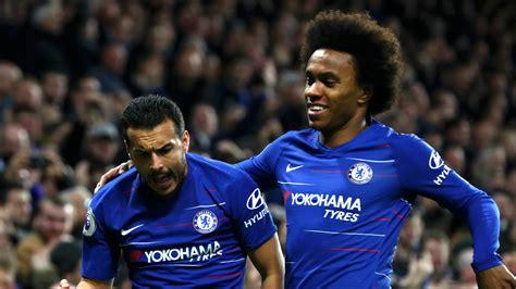 Chelsea 2 1 Newcastle: Pedro & Willian must continue to ...