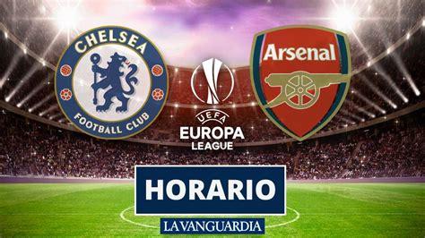 Chelsea   Arsenal: Horario y dónde ver hoy la final de ...