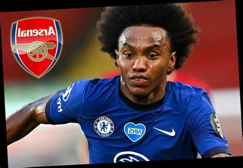 Chelsea expect Willian to join Arsenal on free transfer at ...