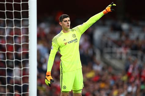 Chelsea keeper Thibaut Courtois denies contacts with Real ...