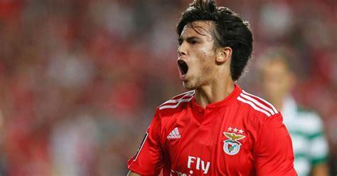 Chelsea linked Benfica starlet Joao Felix admits his dream ...
