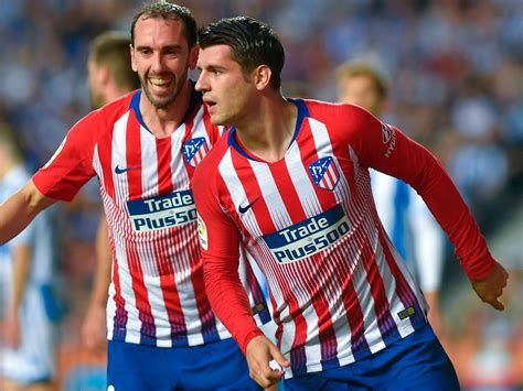 Chelsea news: Alvaro Morata thanks his Atletico Madrid ...