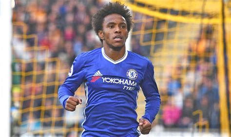 Chelsea News: Willian reveals Arsenal legend as ...