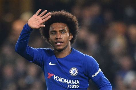 Chelsea news: Willian says he has no plans to leave amid ...