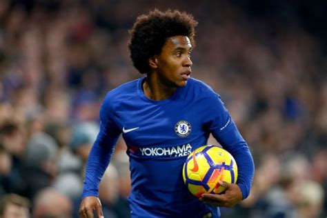 Chelsea news: Willian taunts Arsenal over Alexis Sanchez s ...