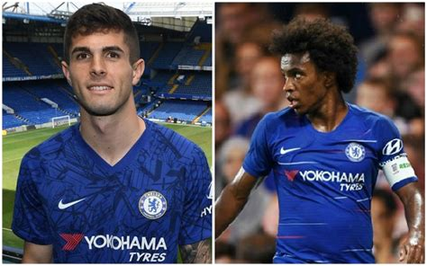 Chelsea s new No.10 will be Willian