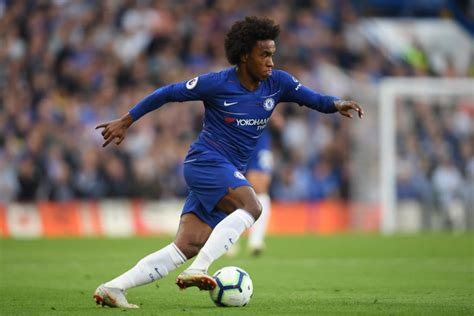 Chelsea s Willian may benefit from Vinicius Jr s Real ...