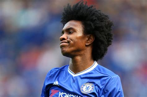 Chelsea s Willian responds to Jose Mourinho interest ...