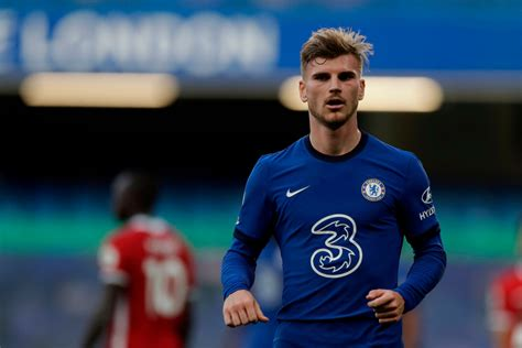 Chelsea Timo Werner : Timo Werner Sends Message To Chelsea ...