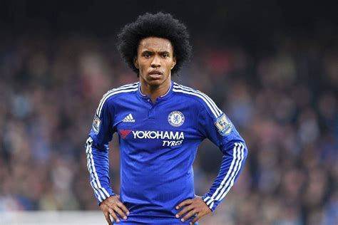 Chelsea to sell Willian to a Chinese Super League club