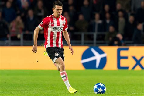 Chelsea transfer news: Hirving Lozano eyed by Maurizio ...