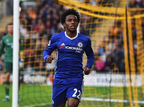 Chelsea vs Leicester: Willian to miss match after his ...