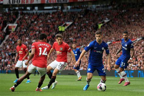 Chelsea vs. Manchester United, Carabao Cup: Confirmed line ...