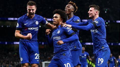 Chelsea were the better team against Tottenham – Oliseh ...