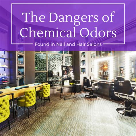 Chemical Odors Found in Nail & Hair Salons   Enviroklenz