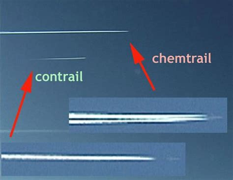 Chemtrail vs Contrail. | Flickr   Photo Sharing!