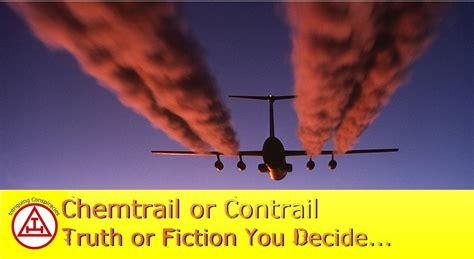 Chemtrails vs Contrails: Climate Change by GeoEngineering ...