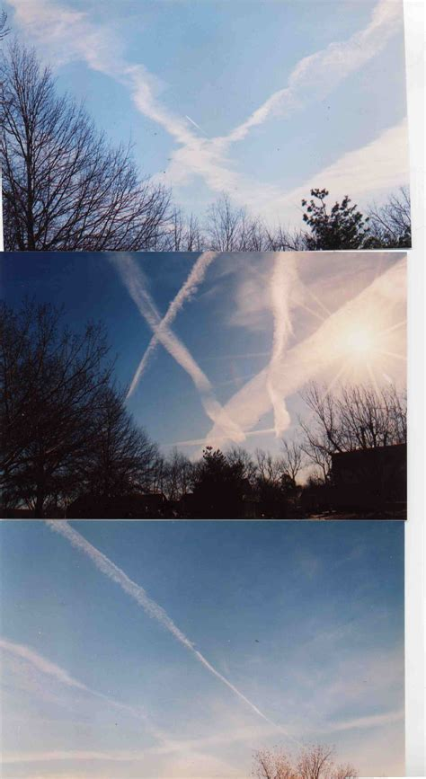 Chemtrails Vs Contrails... There s a MASSIVE Difference ...
