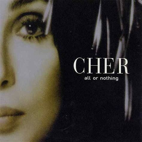 Cher   All or Nothing   Single   1999