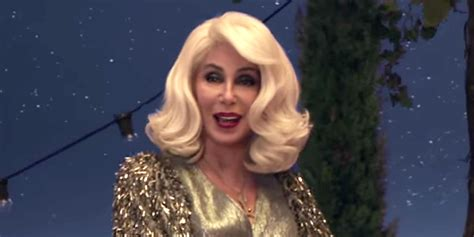 Cher and Her Hair Are the True Stars Of Mama Mia!