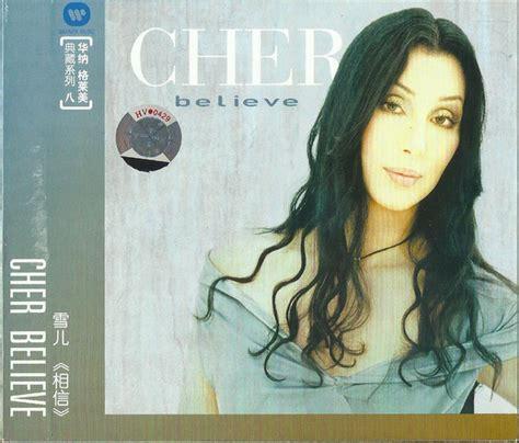 Cher   Believe  1998, CD  | Discogs