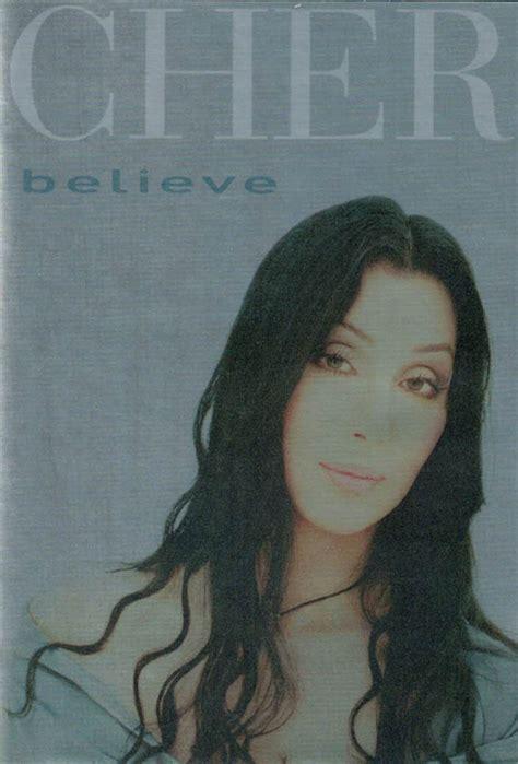 Cher   Believe  1998, Minidisc  | Discogs
