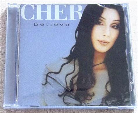 CHER Believe CD SOUTH AFRICA Cat# WBCD 5271 | Subterania