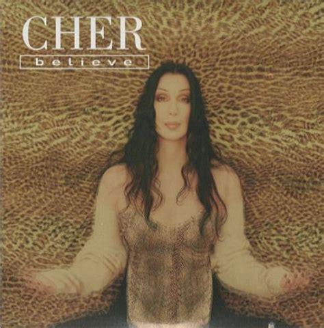 Cher Believe German CD single  CD5 / 5    127977
