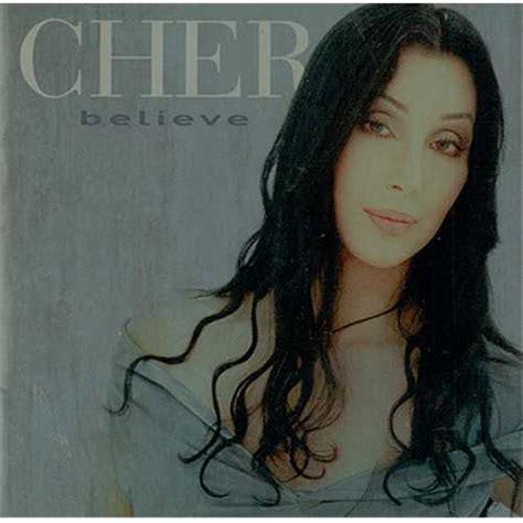 Cher Believe Japanese CD album  CDLP   408398