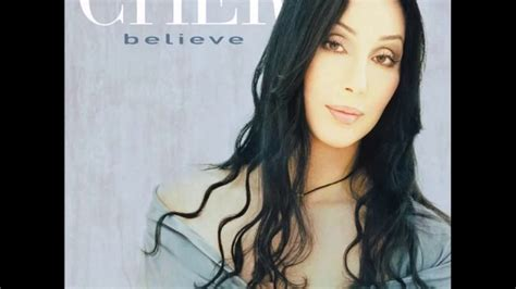 Cher   Believe  Male Voice    YouTube