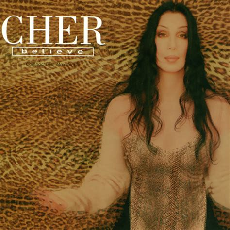 Cher Believe now Triple Platinum in UK