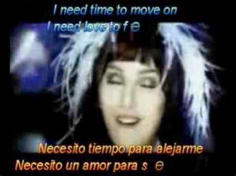 cher believe subtitulado ingles español   YouTube