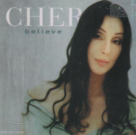 Cher Believe US Promo CD single  CD5 / 5    127534