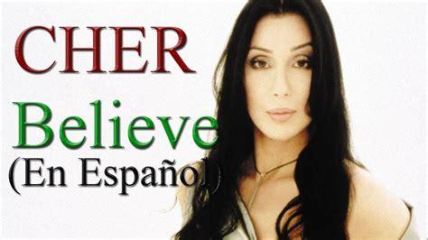 Cher   Believe  Video Official   Subtitulada en Español ...