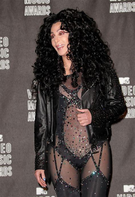 Cher   Cher Photos   2010 MTV Video Music Awards   Press ...