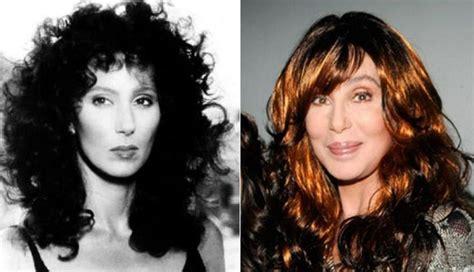 Cher: doce curiosidades y una transformación de rostro ...