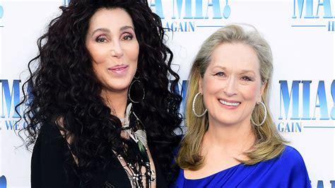 Cher grabó los grandes éxitos de Abba tras su paso por ...