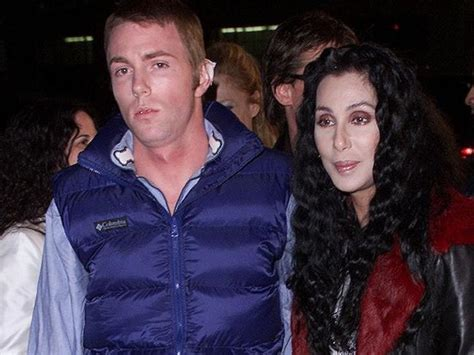 Cher joins fans to farewell ex husband Gregg Allman in ...