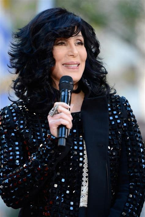 Cher looks stunning for  Today  show performance, reveals ...