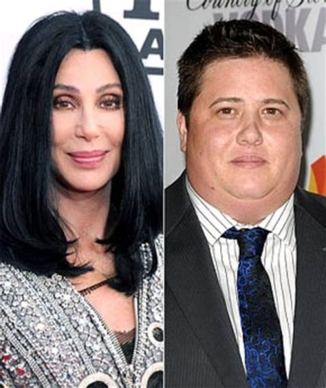 Cher on Son Chaz:  I Still Don t Remember to Call Her  Him ...