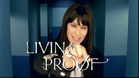 Cher | PROMO VIDEO | Living Proof  2001    YouTube