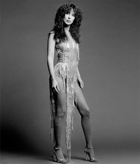 Cher – Naturally Beautiful 'Glamzon' Goes Solo  Mid 70s ...