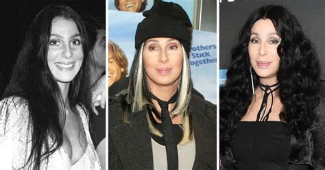 Cher s Plastic Surgery: See Her Transformation Over the Years