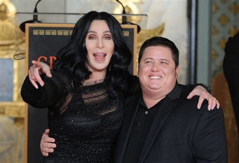 Cher says she struggled with her son Chaz Bono being ...