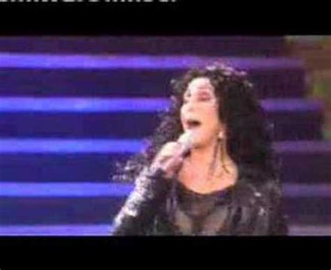 Cher   Strong Enough   live   YouTube